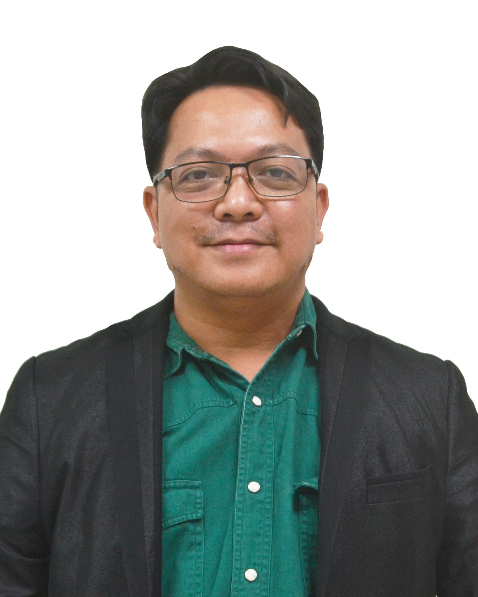 FERNANDO O. PARAS, JR., Ph.D.