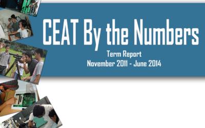 CEAT TERM REPORT 2011-2014