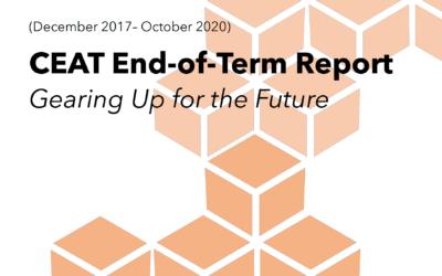 CEAT TERM REPORT 2017-2020